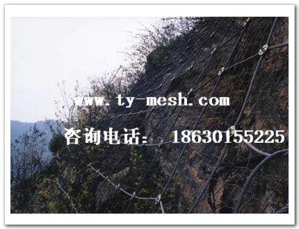 滑坡防护网