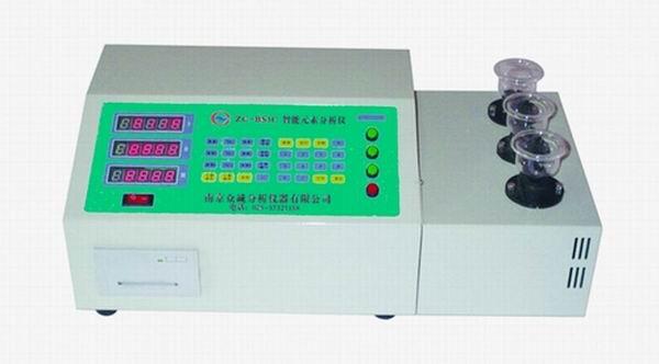 铁矿石品位分析仪器化验设备