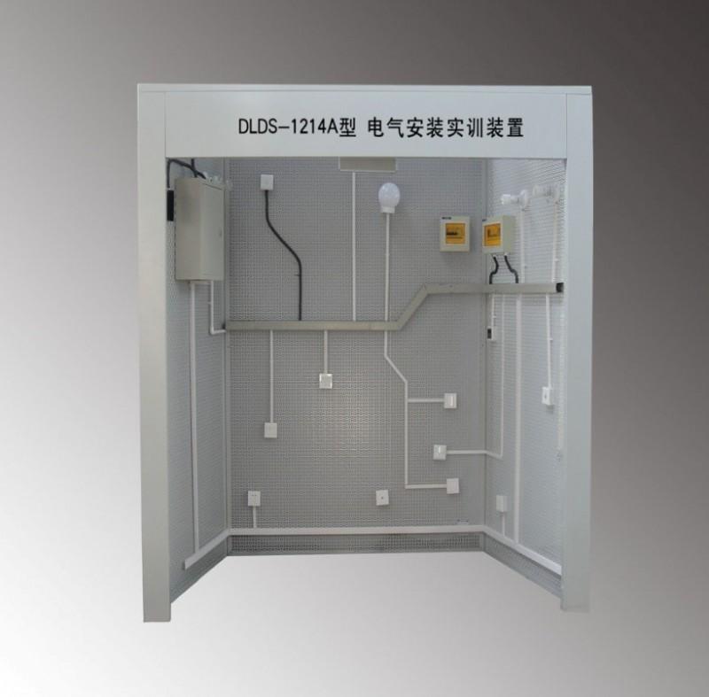 (2)使用网孔板加木制安装板结构进行安装