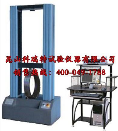 管材环刚度试验机,环柔度试验机,压扁平试验机