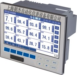 电压记录仪|1-8路电压记录仪|蓝屏电压记录仪