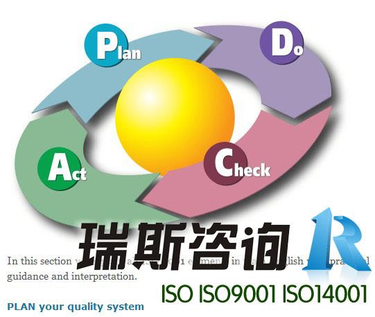 深圳ISO9001辅导公司 深圳ISO认证