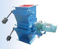 DSXF-I、II电动锁气翻板卸灰阀(单层、双层)