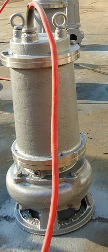耐腐蚀不锈钢污水泵