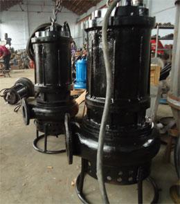 耐高温钢厂抽渣泵