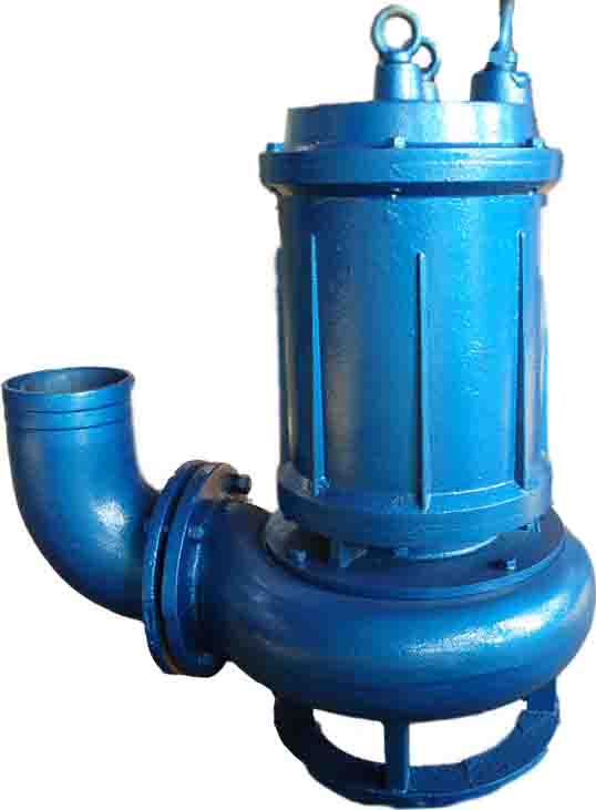 不堵塞切割污水泵