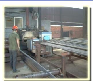 冷拔无缝钢管热轧头加热电炉
